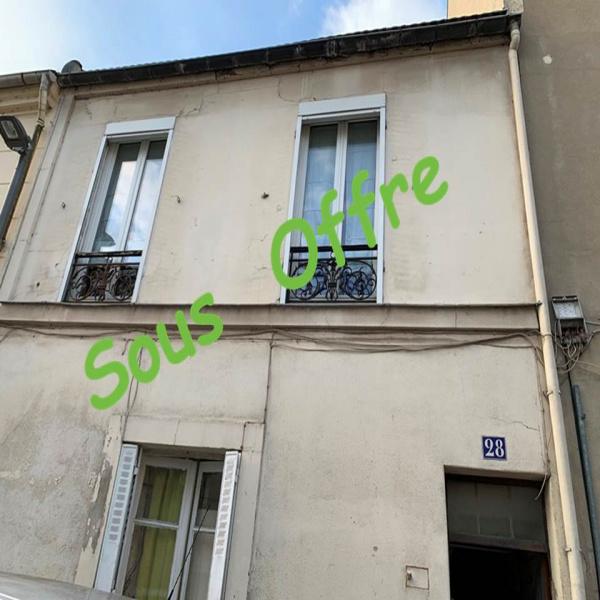 Offres de vente Appartement Saint-Ouen 93400