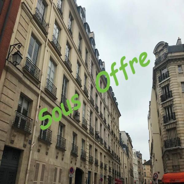 Offres de vente Appartement Paris 75003